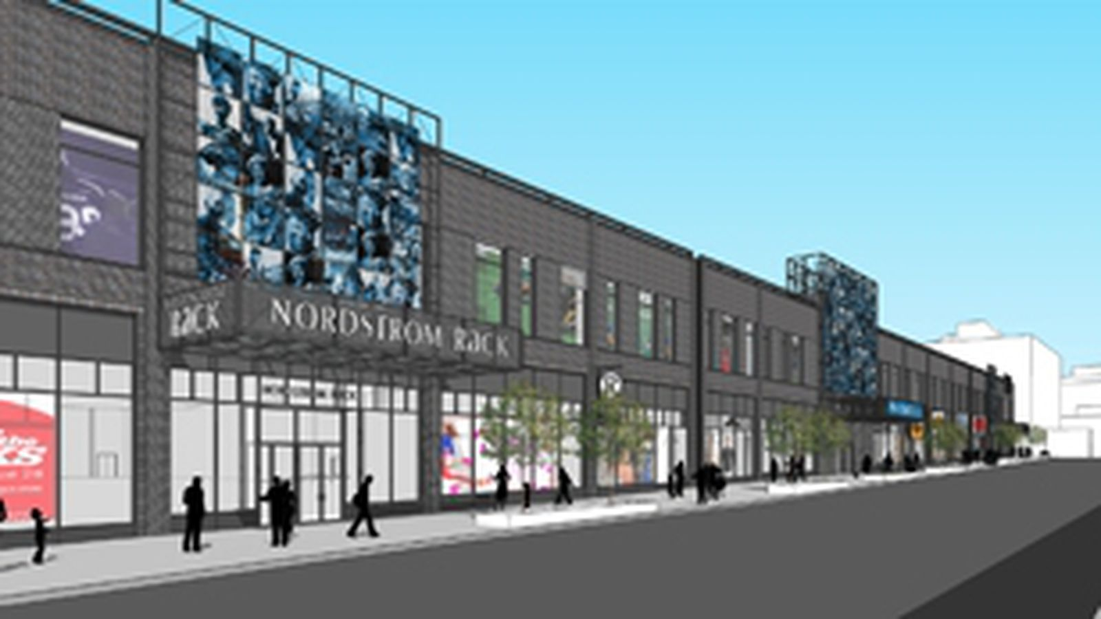 Chicagos Eighth Nordstrom Rack Coming To South Loop In