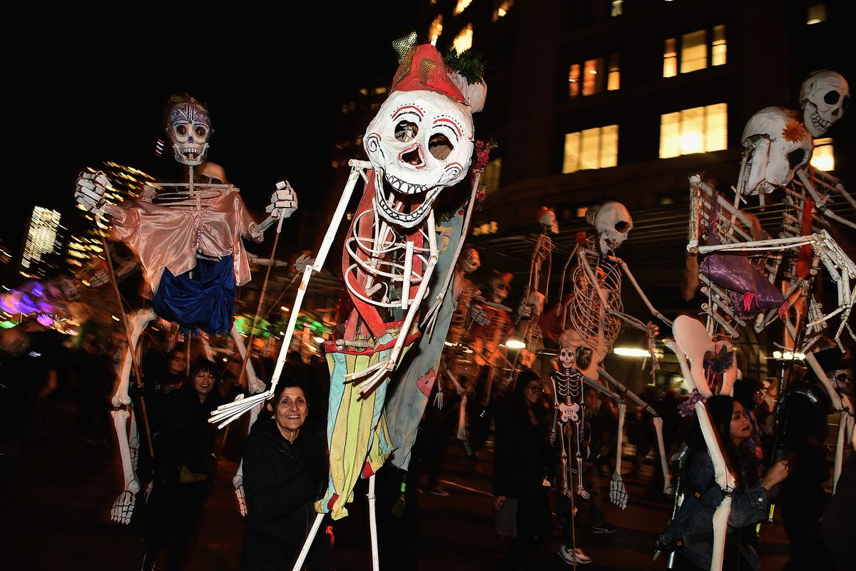Halloween Parade NYC 2017: how to watch it - Curbed NY