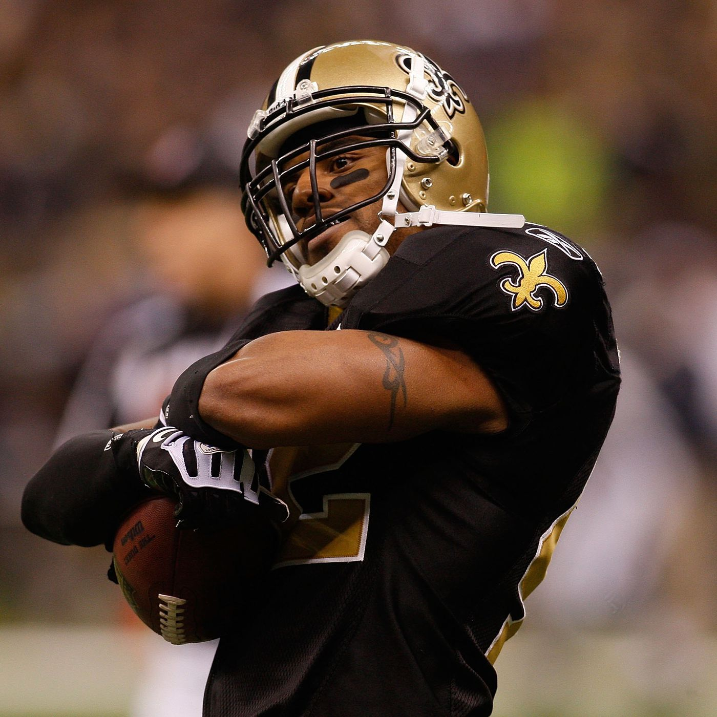 Countdown to New Orleans Saints Kickoff  A History of No. 42 - Canal ... 002008837