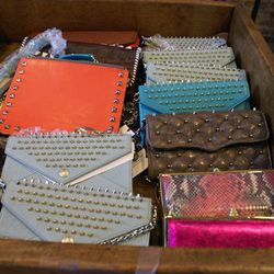 Wallets on a Chain and more small bags for $125.