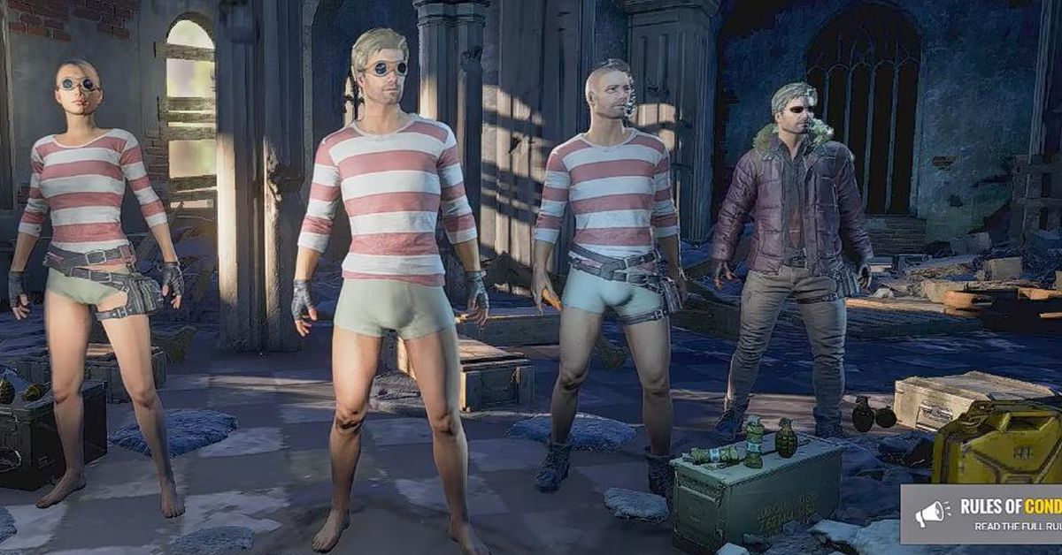 Awful Squad is hunted for sport in PUBG