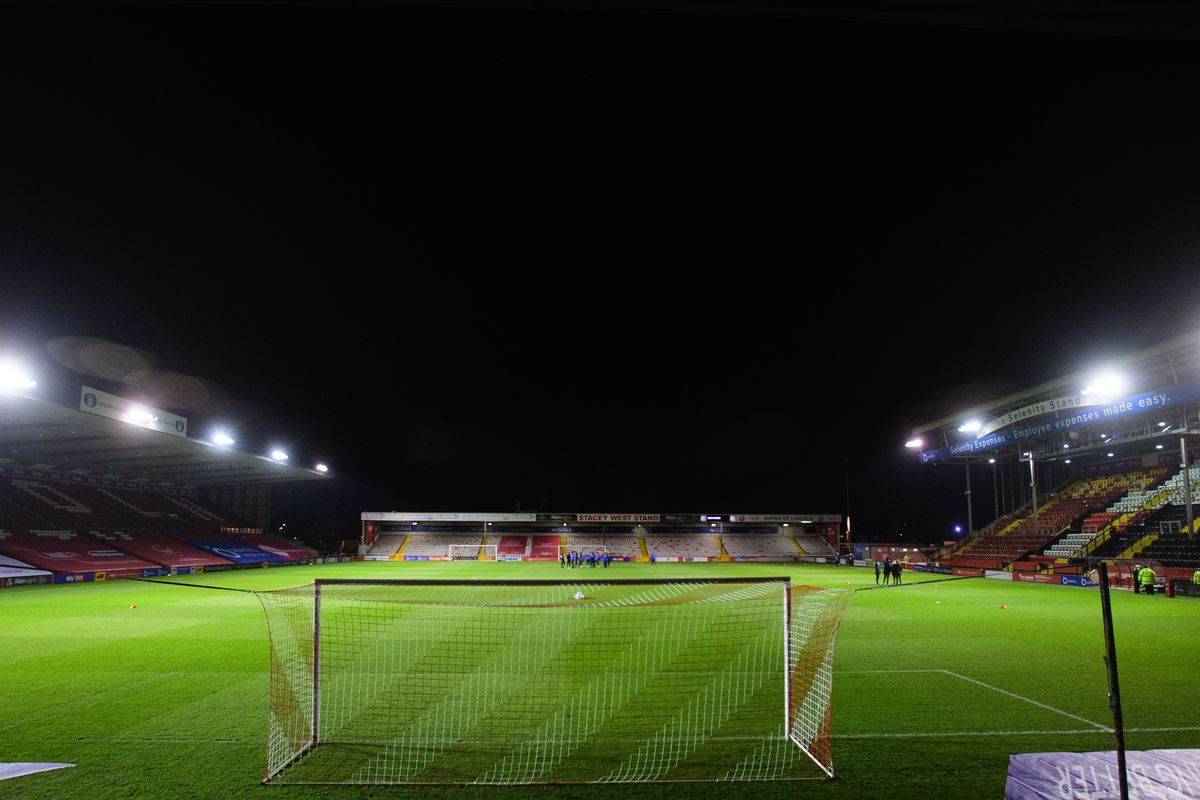 Lincoln City v Wigan Athletic - Sky Bet League One