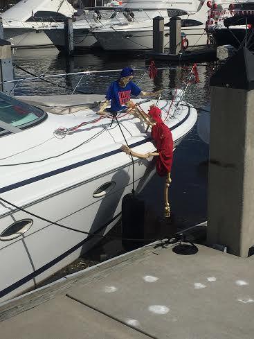 FL GA Boat Skeletons