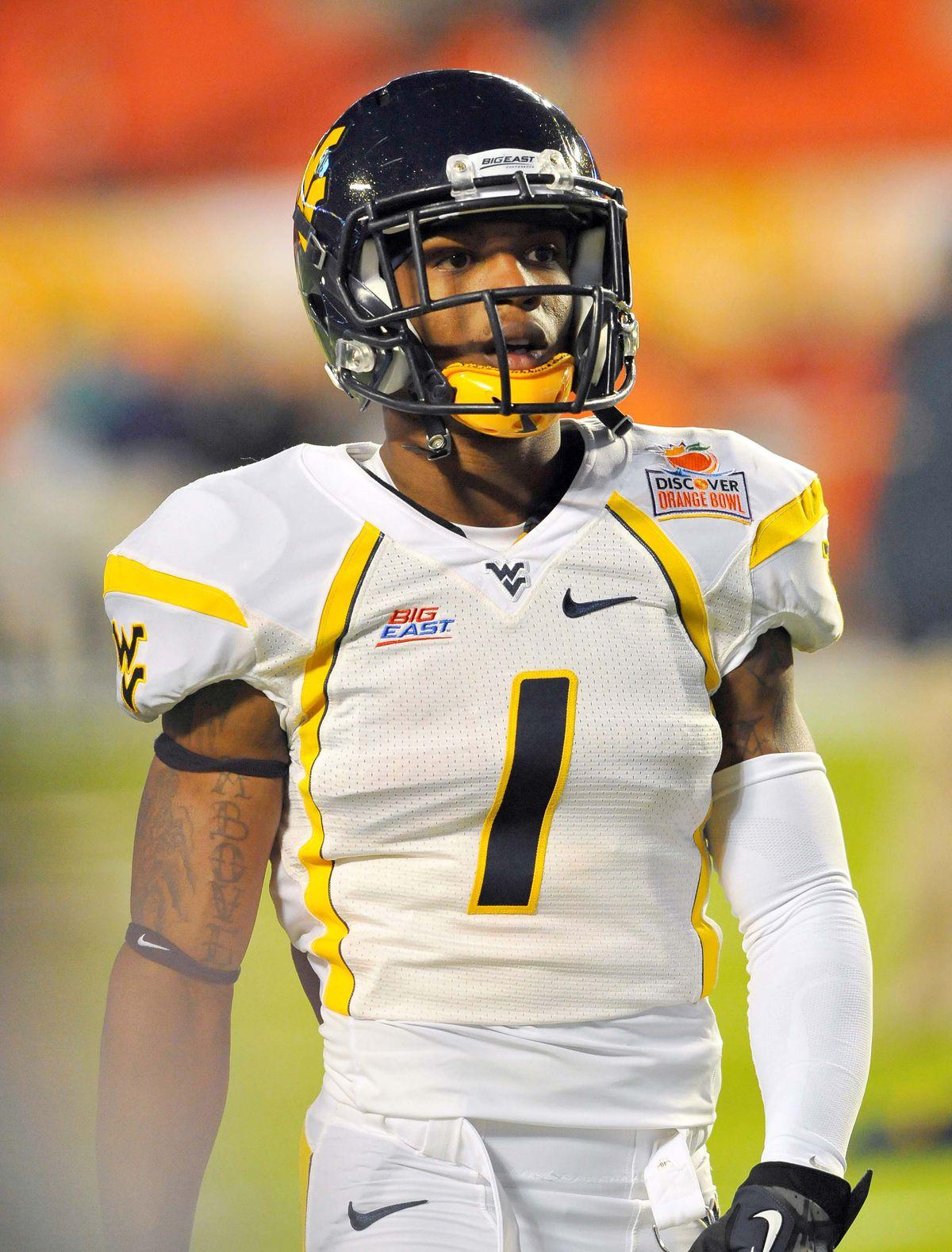 NCAA Football: Orange Bowl-West Virginia vs Clemson