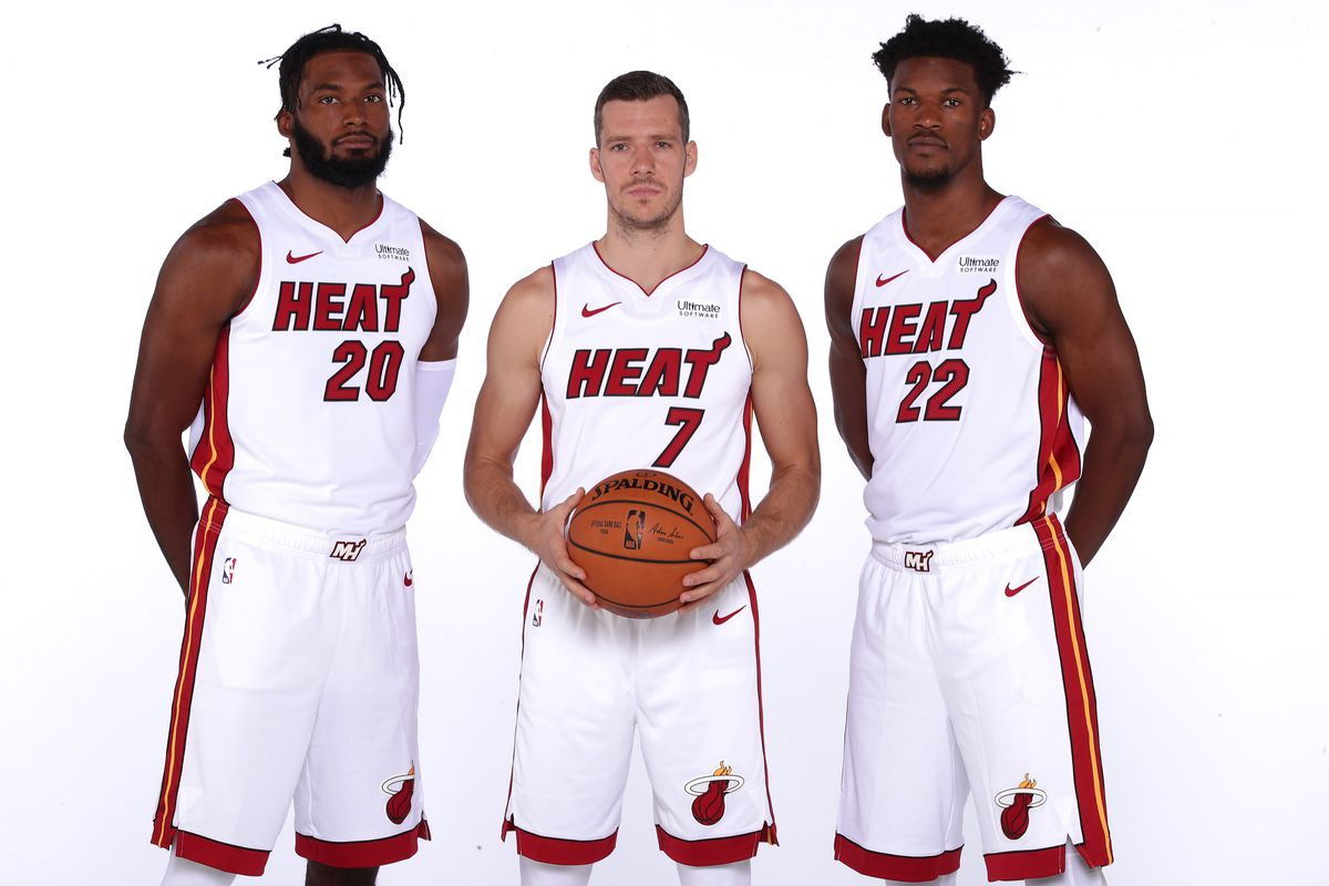 Image result for miami heat roster 2019-20