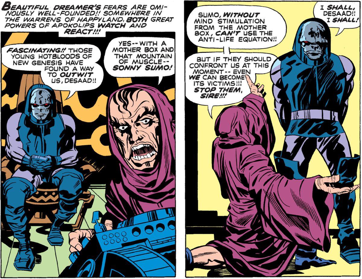 复仇者联盟最大的恶棍Thanos解释道