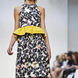 The Thakoon Spring 2013 collection is modeled during Fashion Week, Sunday, Sept. 9, 2012, in New York.