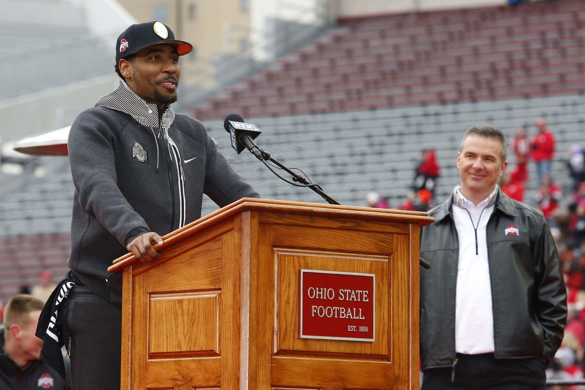 Braxton Miller says everything is all good when it comes to compliance.