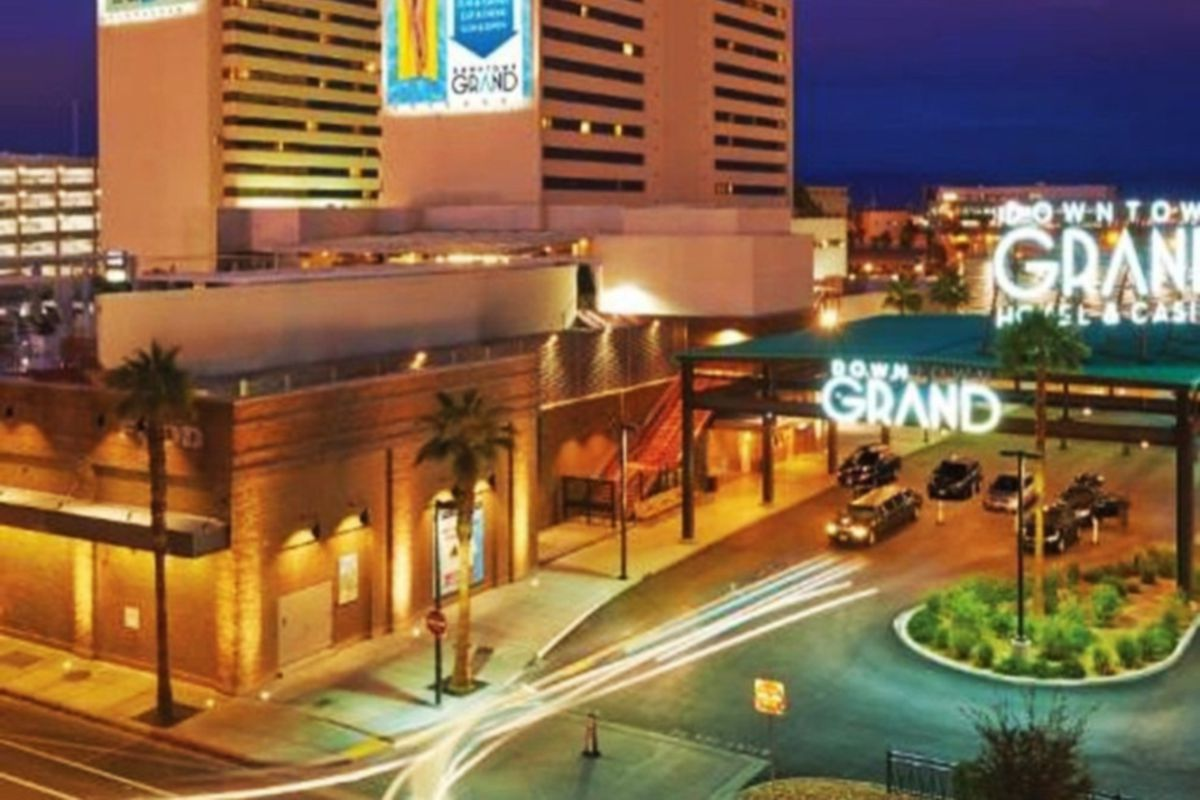 Downtown Grand To Build New 495 Room Tower Eater Vegas