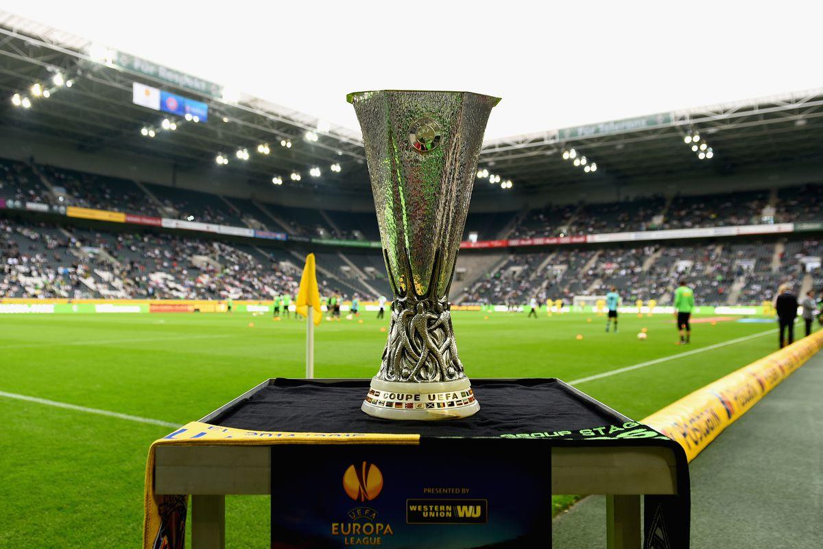 It's Europa League time again!
