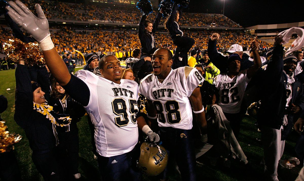 Pittsburgh v West Virginia