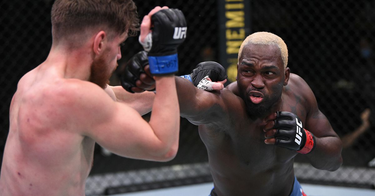 Kevin Holland wants to beat up Derek Brunson because his 'awkward' style is a disrespect to striking - MMA Mania