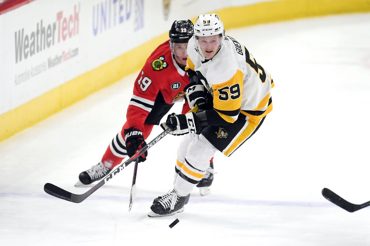 NHL: DEC 12 Penguins at Blackhawks