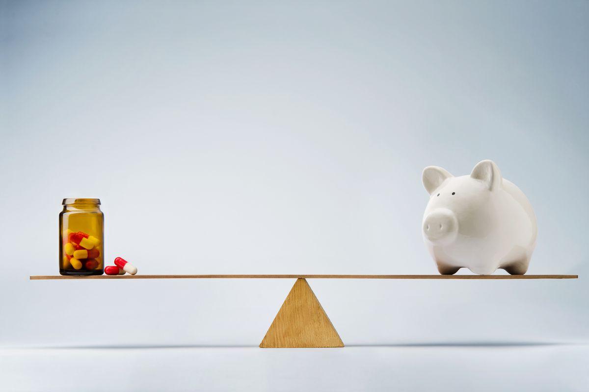 money scale medicine