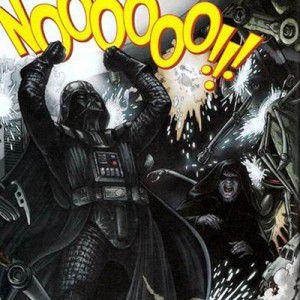 Vader nooo