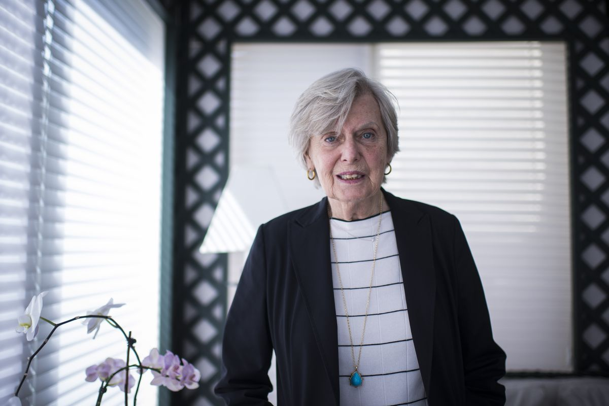 Profile of Irene Pollin, widow of former Caps and Wizards owner Abe Pollin. The couple were married for 64 years and became philanthropic leaders. Irene has written her memoir.