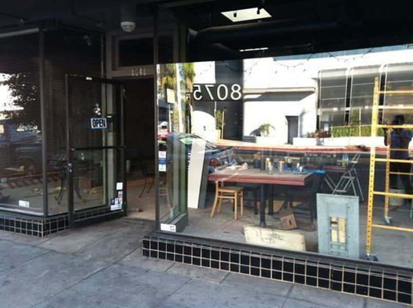 Burger kitchen donzo luigi s moves in next week eater la for Kitchen nightmares burger kitchen