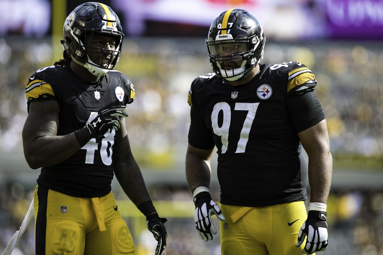 NFL: SEP 16 Chiefs at Steelers