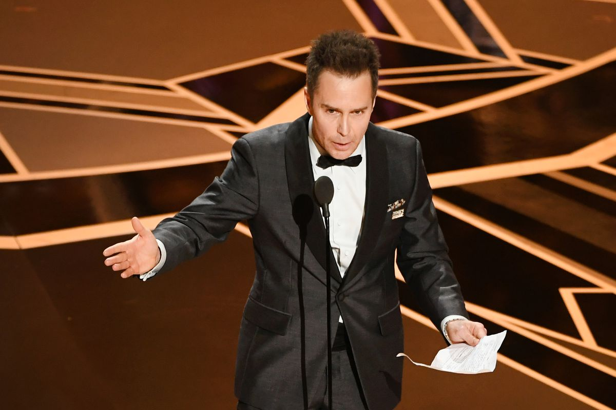90th Academy Awards - Best Supporting Actor - Sam Rockwell