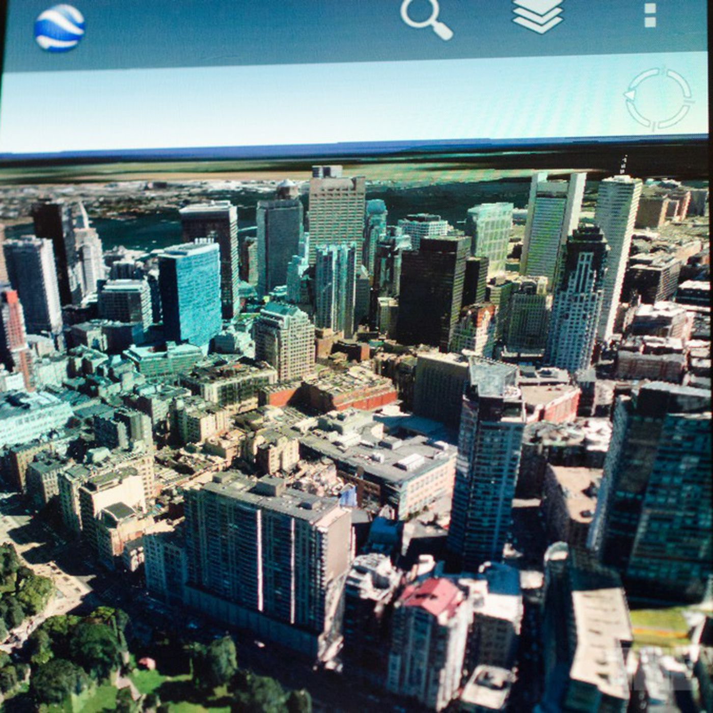 Google Earth for Android gets detailed 3D cities in version