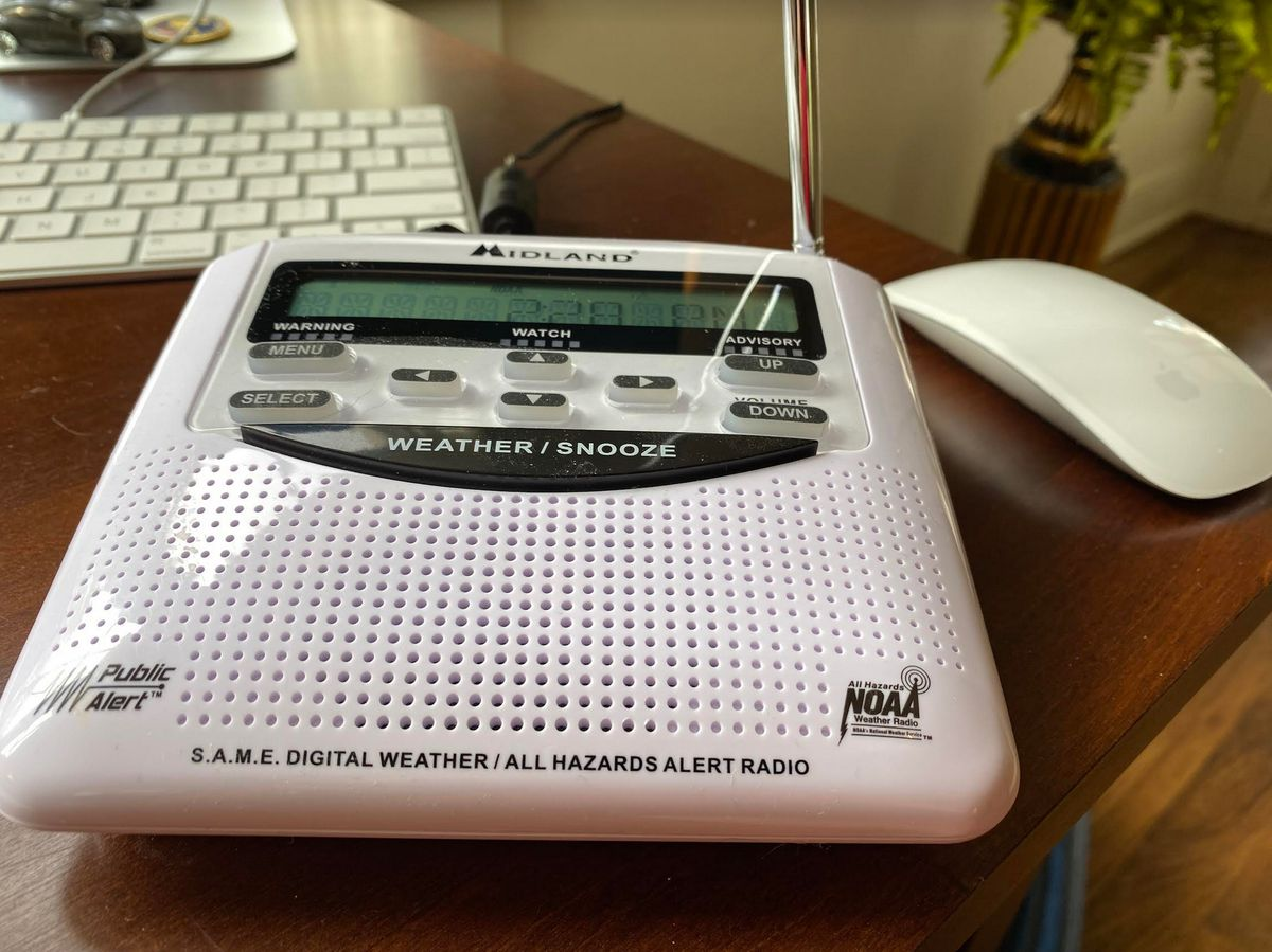 Power of NOAA Weather Radio – Drought-Denting Rains – Catastrophic Flash Flooding in Tennessee