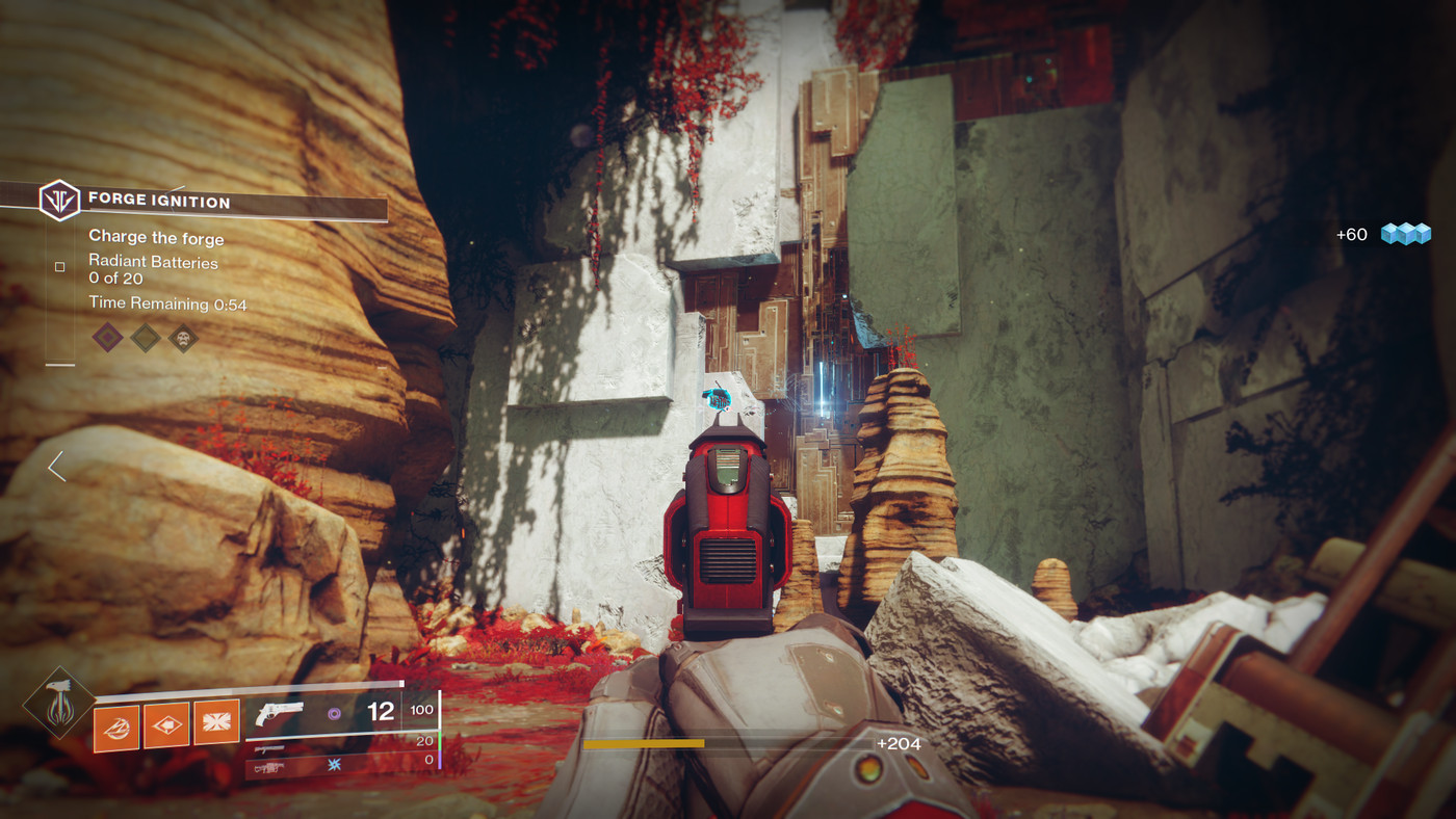 how to unlock the gofannon forge