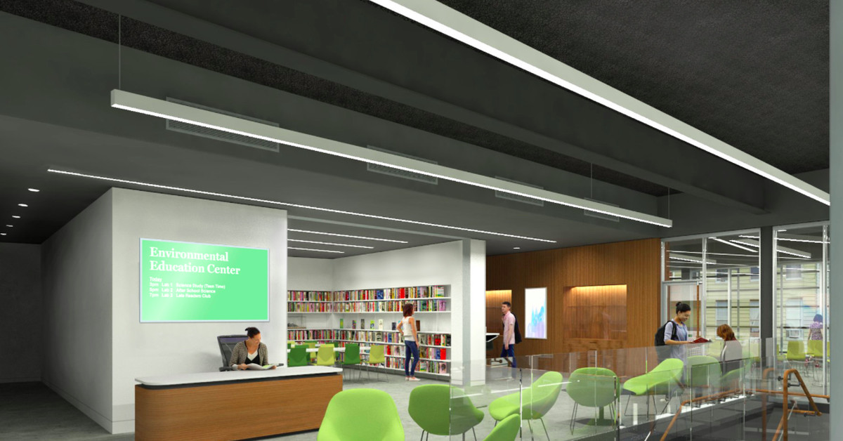 Brooklyn Park Library Meeting Rooms