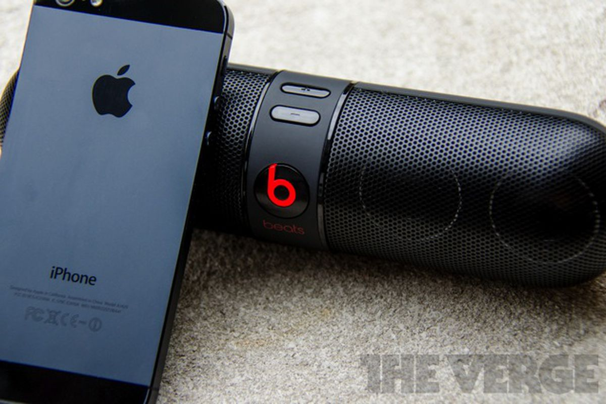 Beats Pill portable speaker is Dr  Dre's answer to the