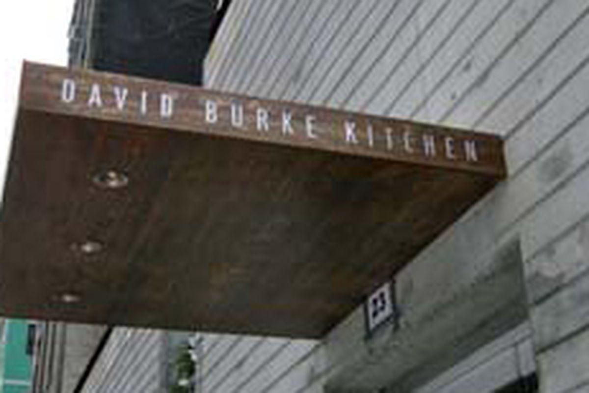 David Burke Kitchen in the James New York Hotel, Opening ...