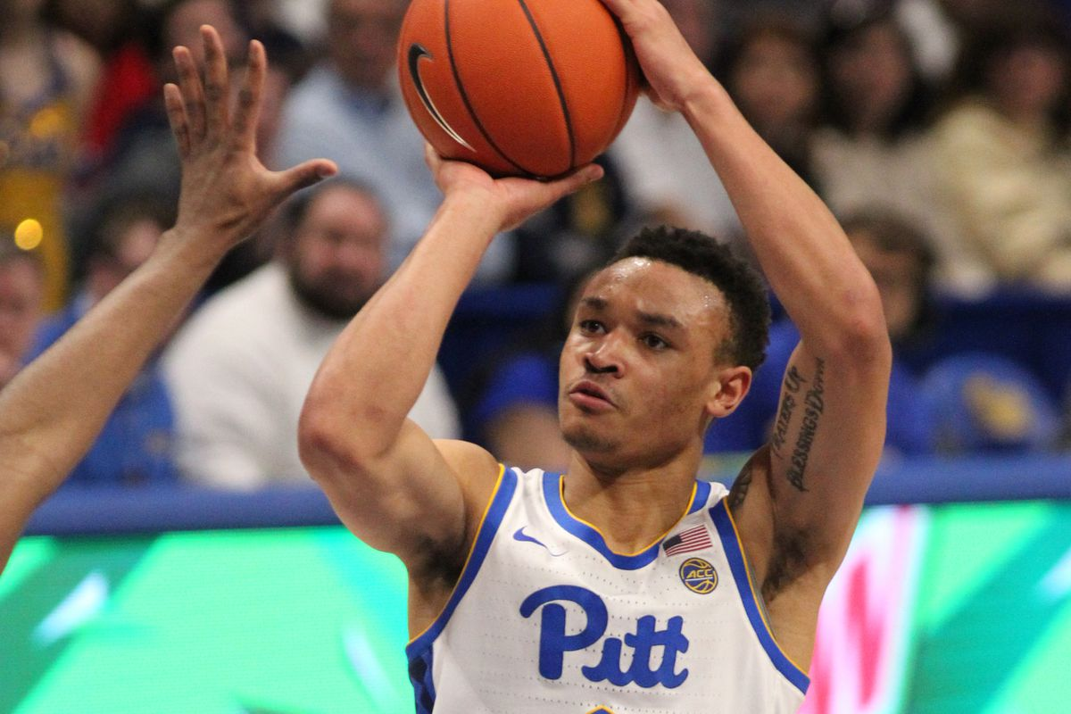 NCAA Basketball: Canisius at Pittsburgh