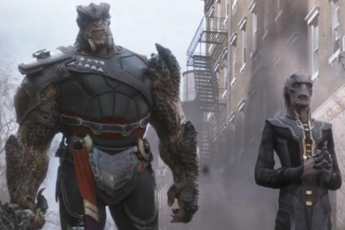 Avengers' fans spot 'Captain Marvel' Easter egg in crucial