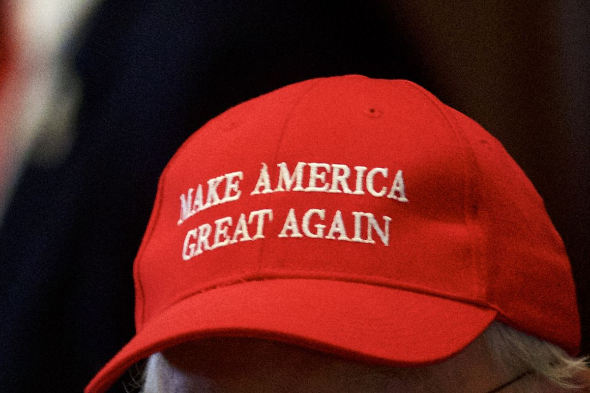 Image result for MAGA hats