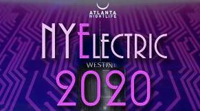 Graphic reading NYElectric 2020