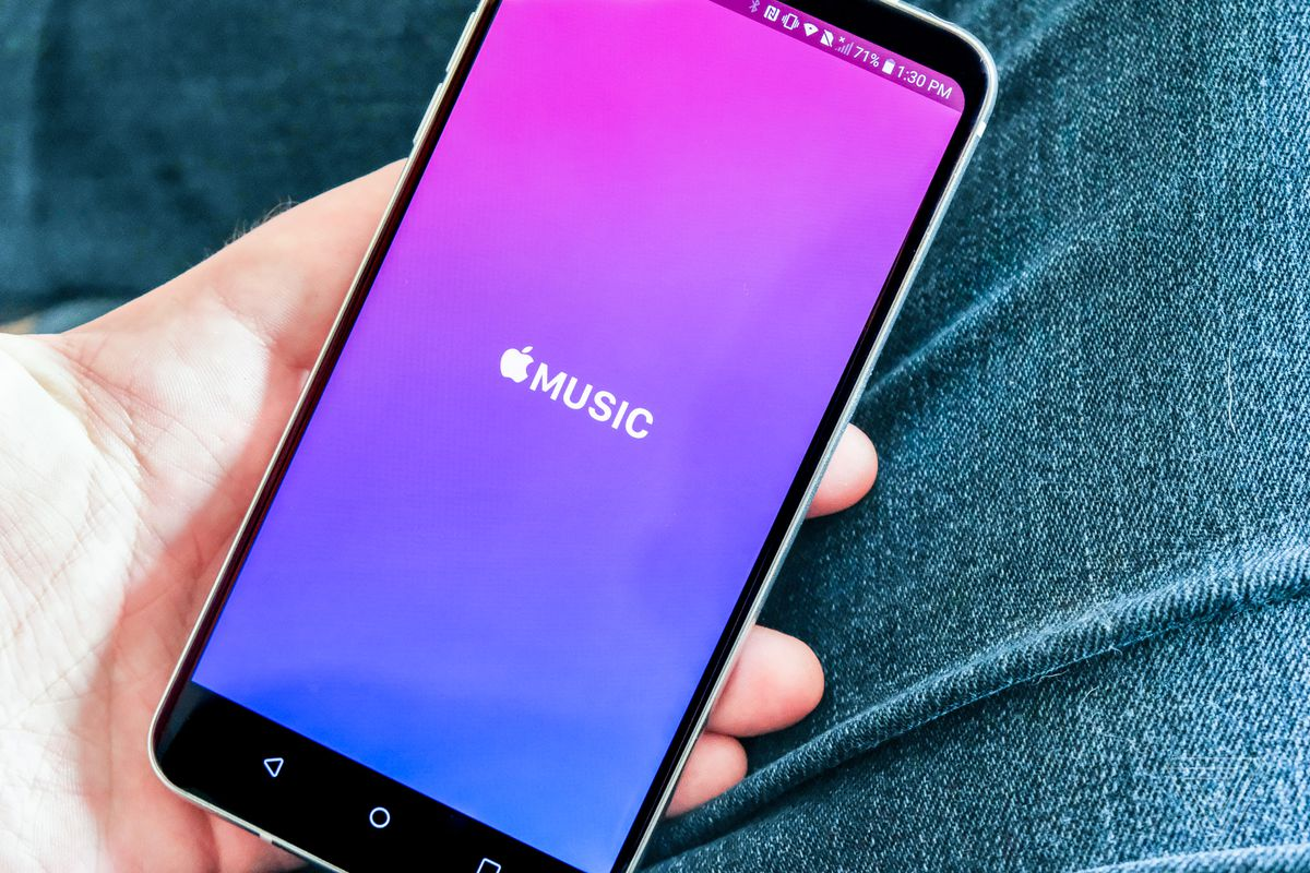Apple Music app for Android gets