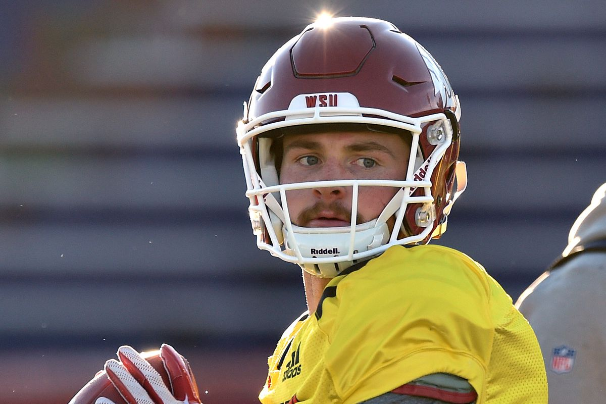 a66db3712 Recapping Luke Falk s first day of practice at the Senior Bowl ...