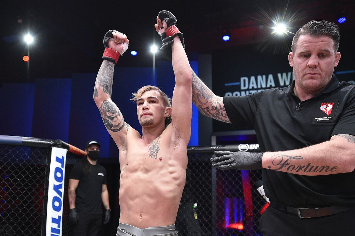 Dana White's Contender Series - Buys v Silva