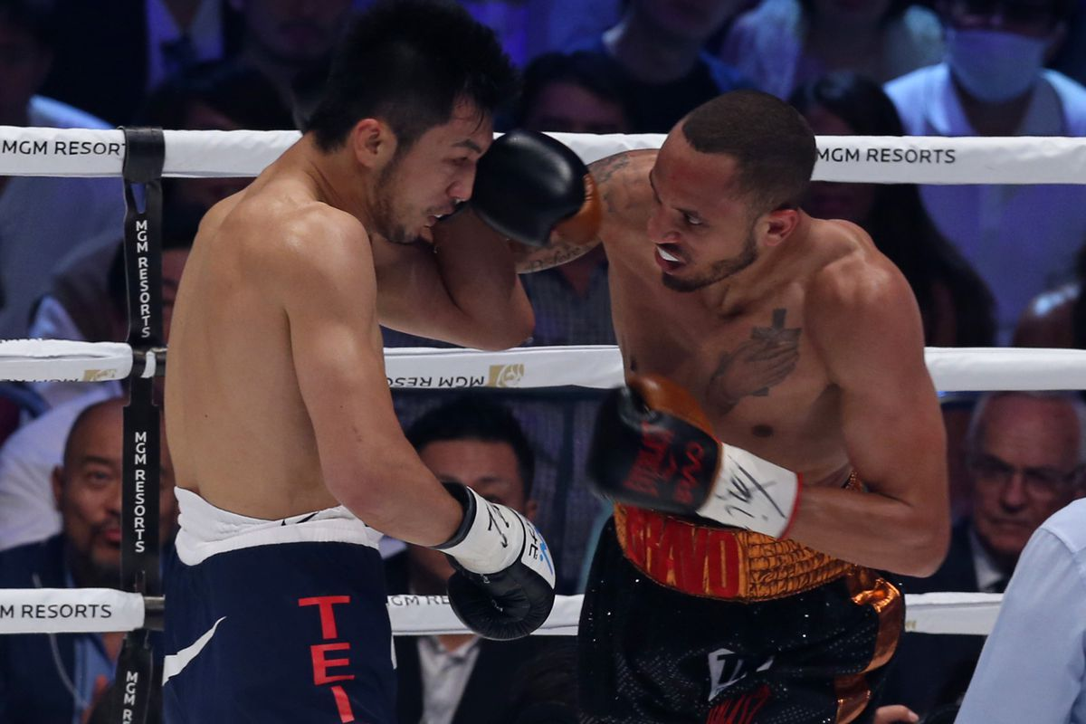 Rob Brant v Ryota Murata - WBA Middleweight Title Bout