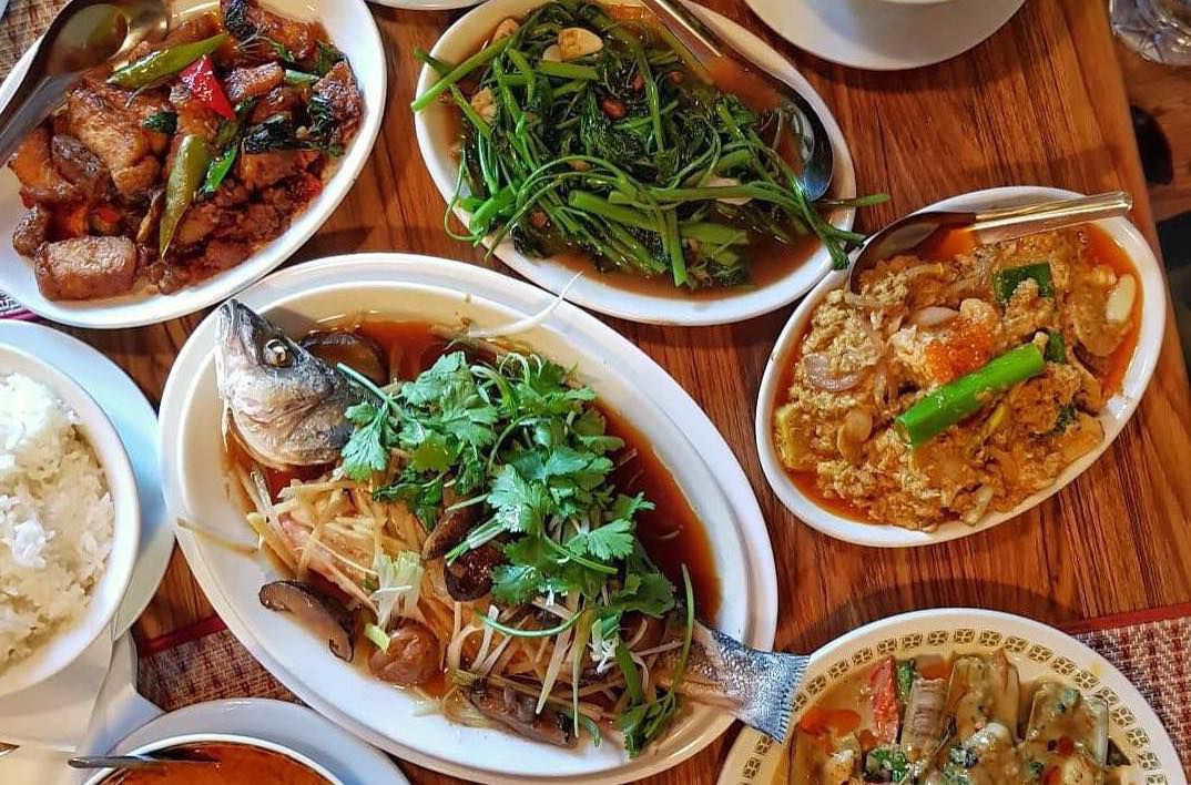 Singburi, one of London's best summer restaurants