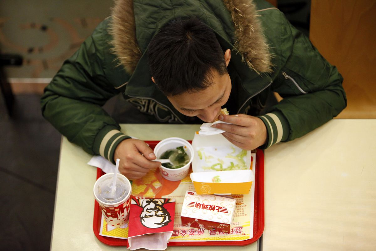 Why Mcdonald S Starbucks And Kfc Are Popular In China Eater
