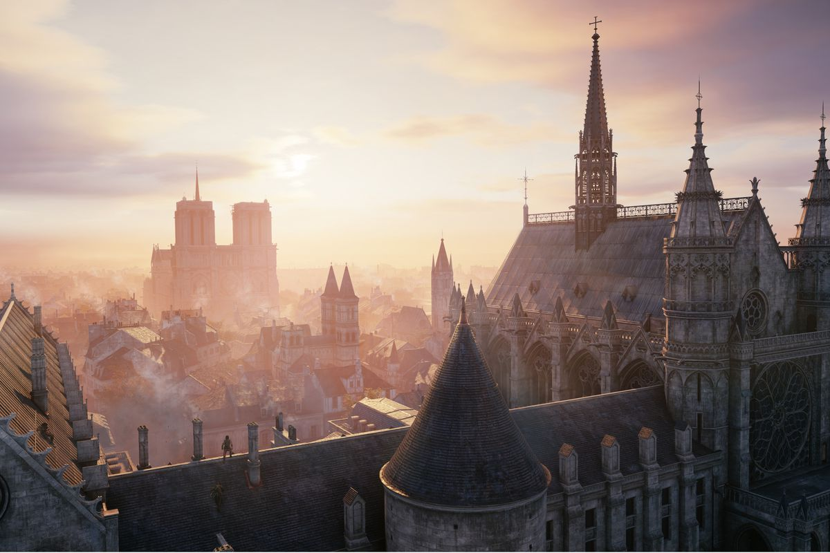 Assassin S Creed Unity Review Bombed To Praise Ubisoft S Notre