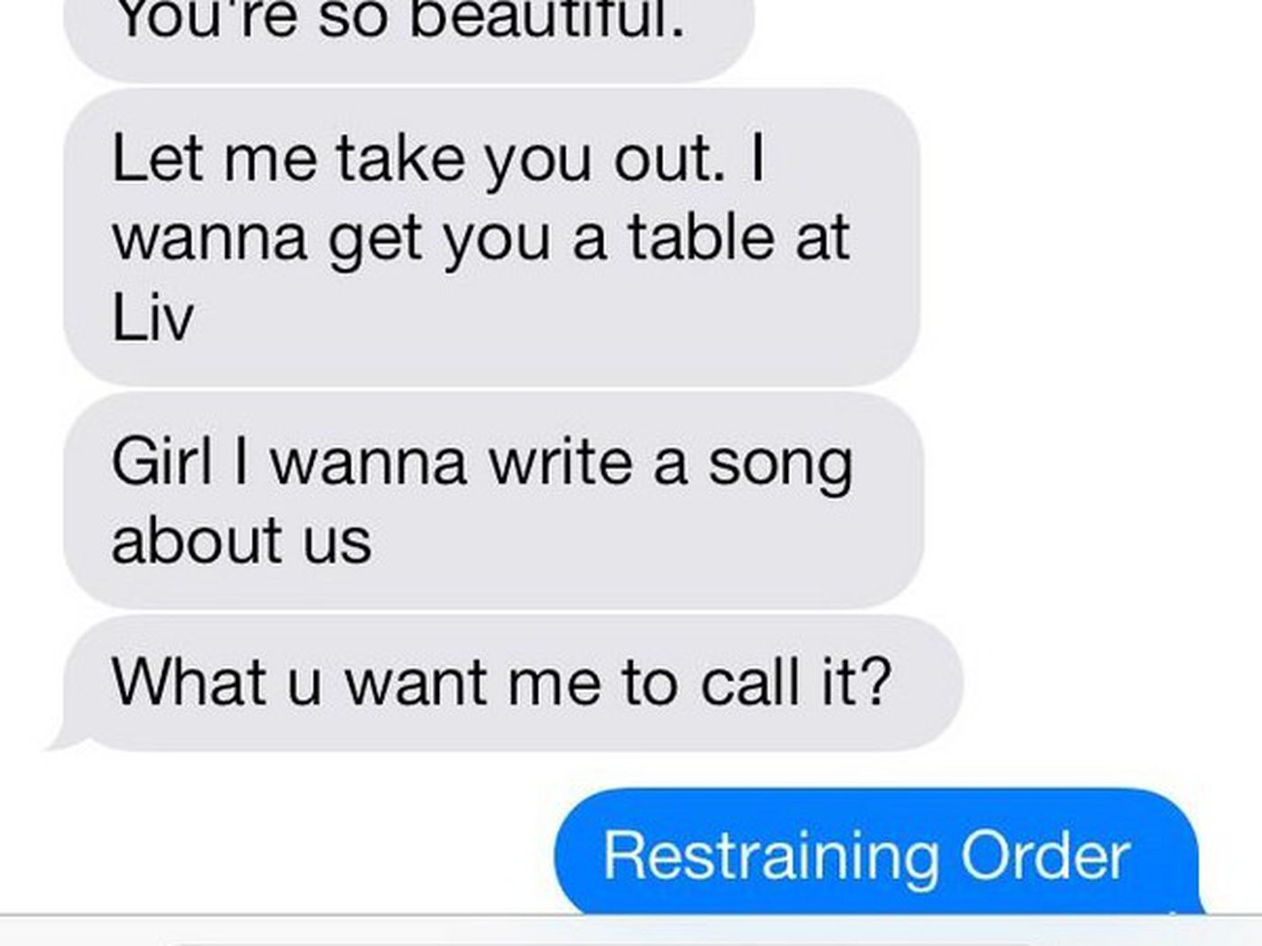 22 Insanely Desperate Text Messages (NSFW) - Funny Or Die