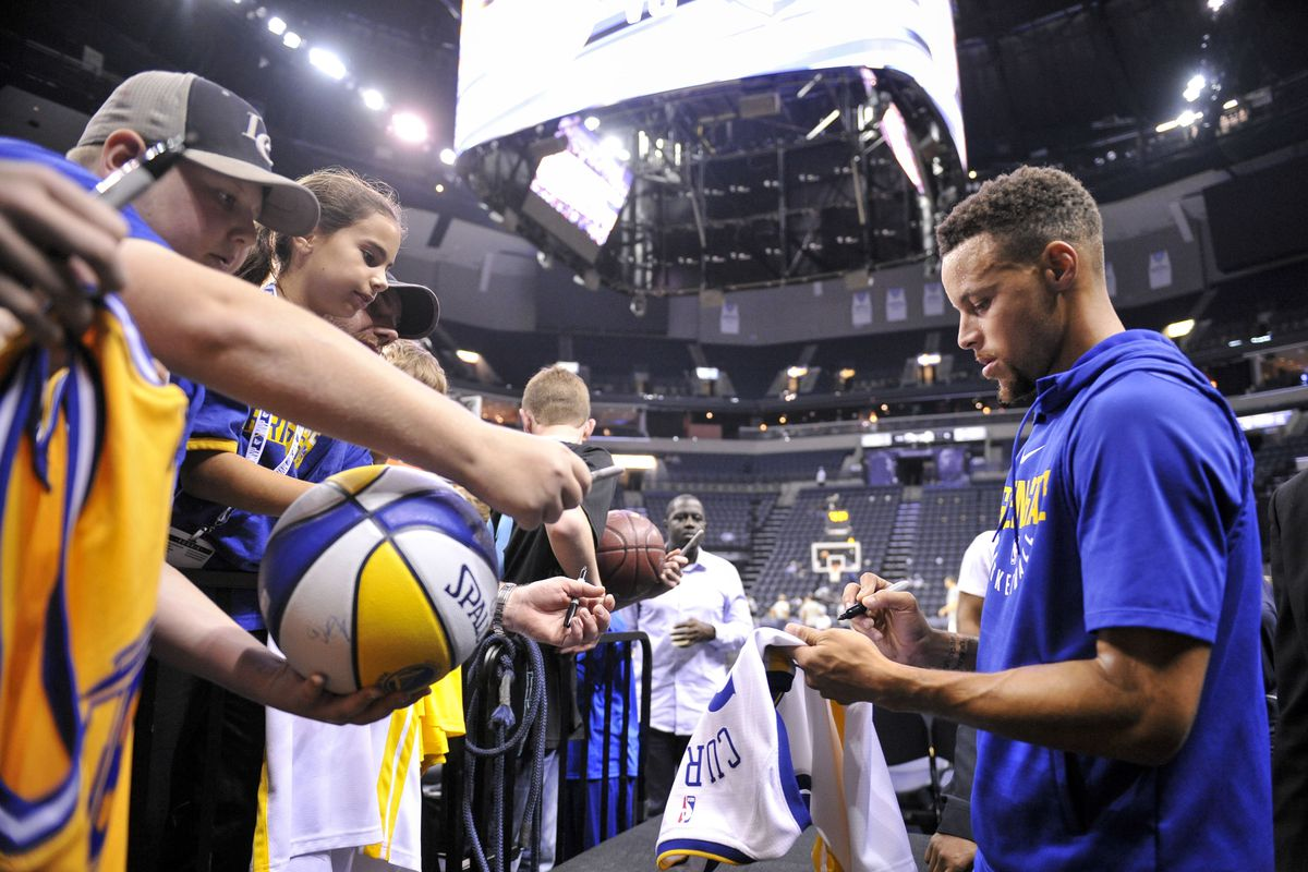 Golden State University >> Stephen Curry S Masterclass And Other Courses The Warriors