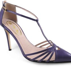Carrie in Purple; Images courtesy of Nordstrom