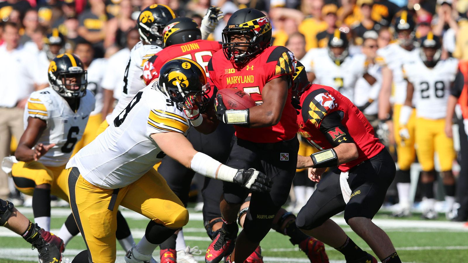 Maryland looks for an encore of last year's dominance vs. Iowa - Testudo Times