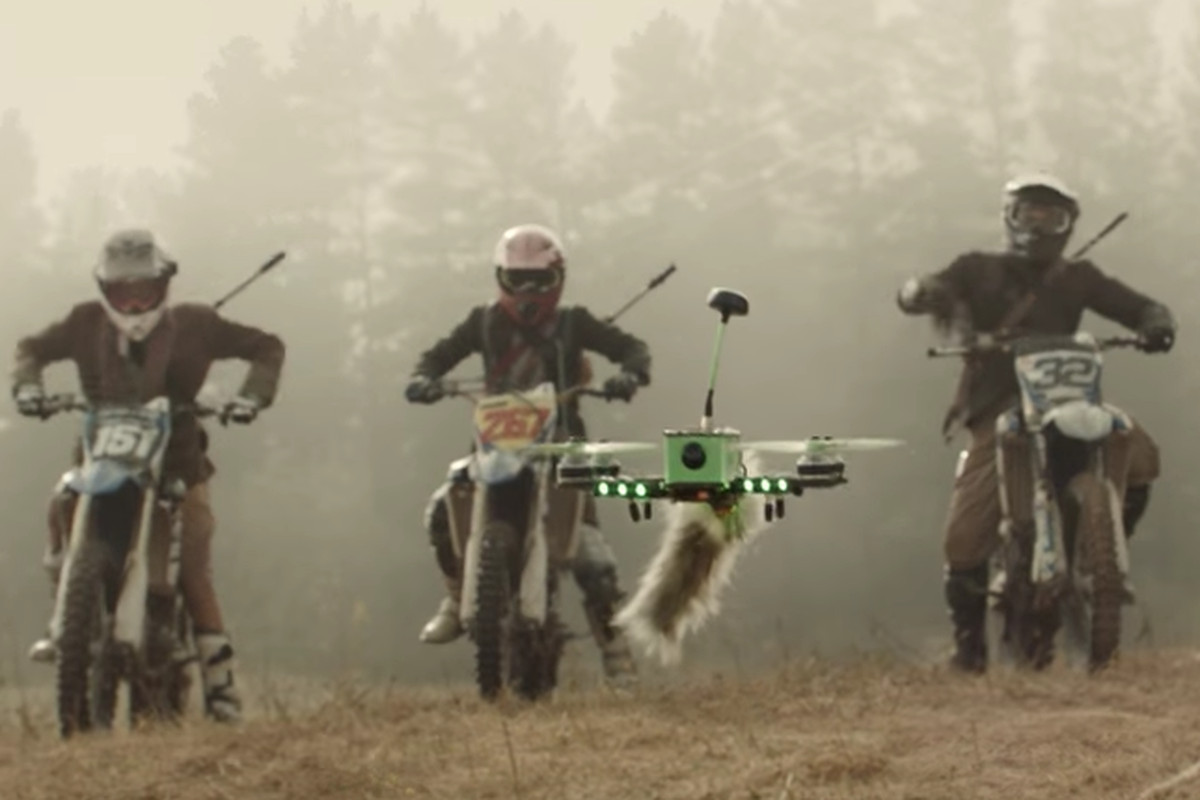 The First Time I Tried Out Drone Racing At Ces 2015, It Was Still A Largely  Amateur Affair, With Events Put On By Racing Groups Or Sponsored By Panies