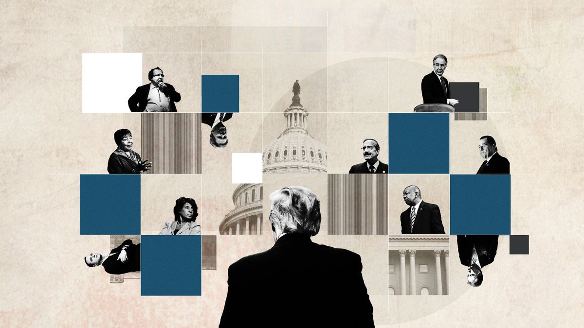 A New Congress Time For New Focus On >> New Democratic House Committee Chairs 10 Who Are About To Make