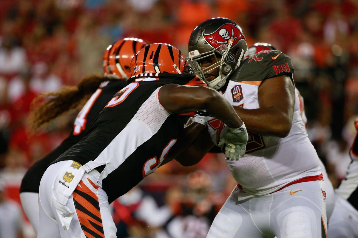 NFL: Preseason-Cincinnati Bengals at Tampa Bay Buccaneers