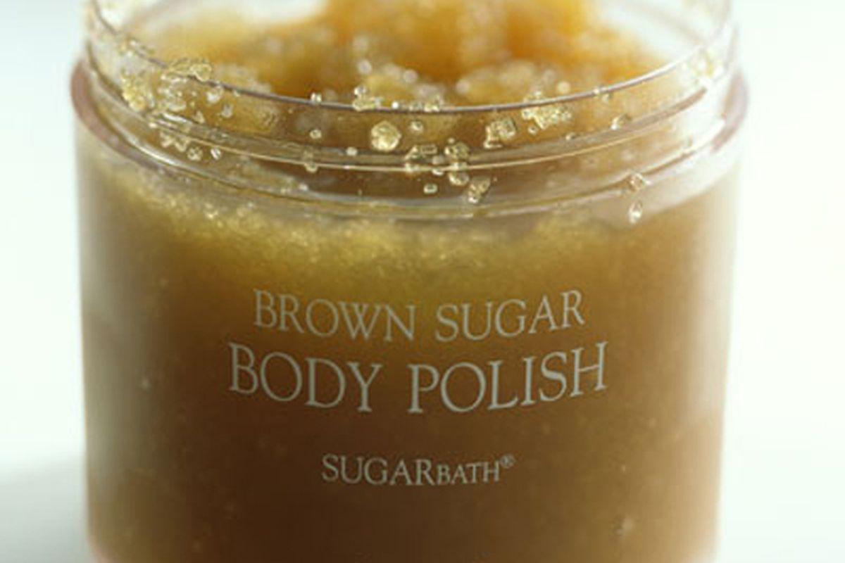 Fan favorite Brown Sugar Body Polish.