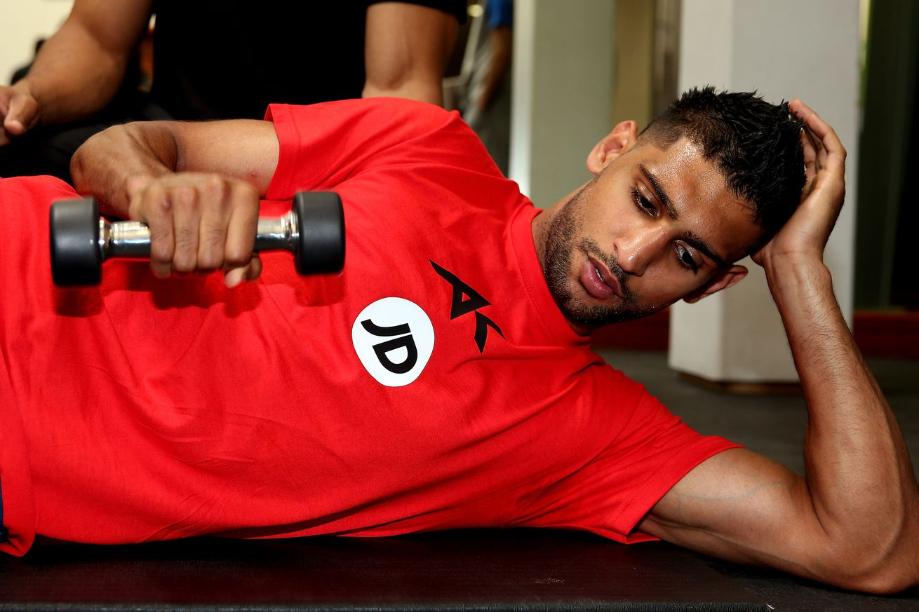 166658058.jpg.0 - Inside Amir Khan's training camp
