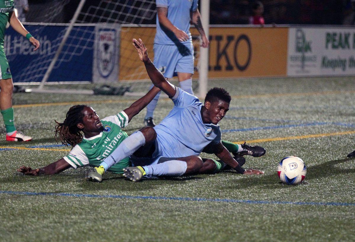 Soccer: Minnesota United FC at New York Cosmos